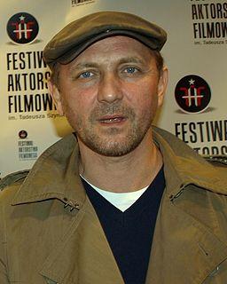 Andrzej Chyra Polish actor
