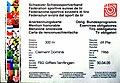 Anerkennungskarte des Schweizer Schiesssportverbands 2005.jpg