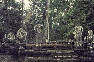 Preah Palilay - Image: Angkor 068 hg