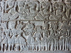 Angkor Wat - 055 Frieze (8581698432).jpg