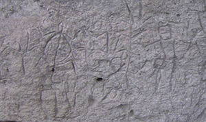 Prehistory of the Philippines - Angono Petroglyphs