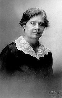 Anna Haava Estonian poet and translator (1864-1957)
