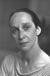 Anna Sokolow American dancer