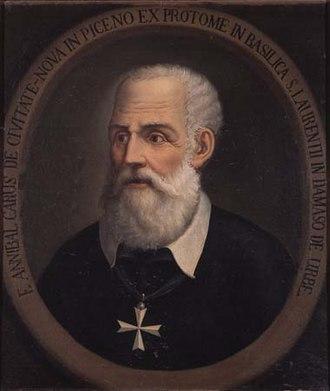 Annibale Caro - Fra' Annibale Caro, K.M.