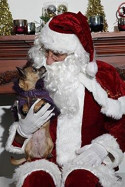 Annie&Santa
