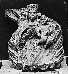Vierge de l'Apocalypse