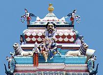 Antarvedi temple on the banks of Godavari in Andhra pradesh.jpg