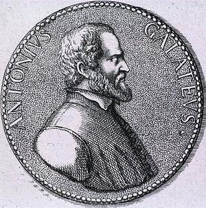 Griko people - Antonio de Ferrariis (c. 1444–1517) a Greek native to Apulia.