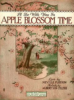 (Ill Be with You) In Apple Blossom Time