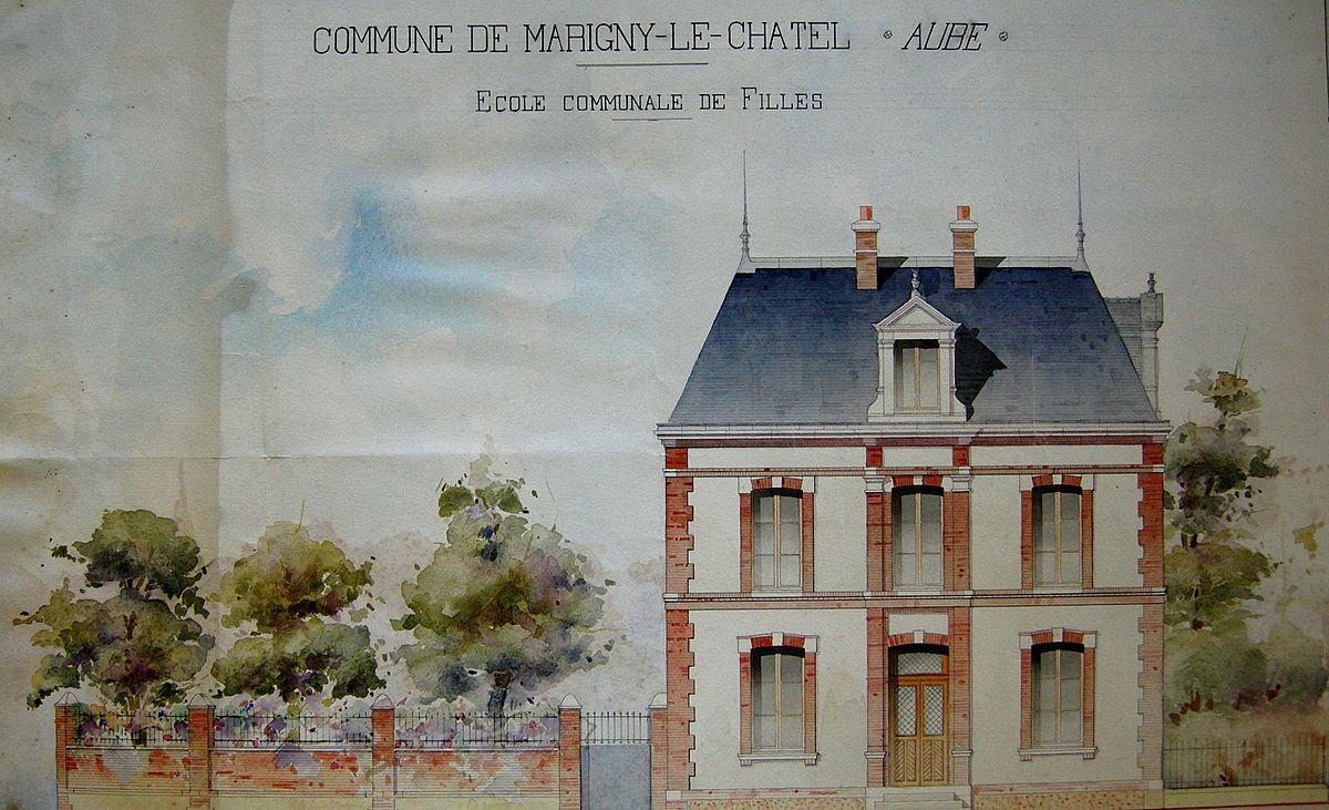 db157a228ca Marigny-le-Châtel — Wikipédia