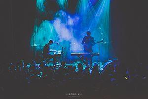 Aquilo (band) - Image: Aquilo NY