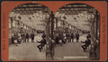 Arcade, Congress Park, Saratoga, N.Y, from Robert N. Dennis collection of stereoscopic views 2.png