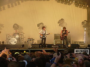 Big Day Out lineups by year - Arctic Monkeys, Big Day Out 2009