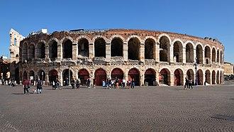 Verona Arena - Verona Arena in 2018