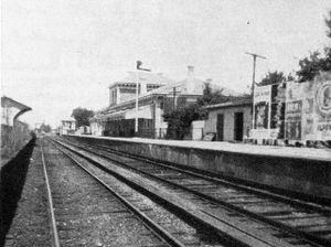 Riverton, South Australia - Riverton Railway Station