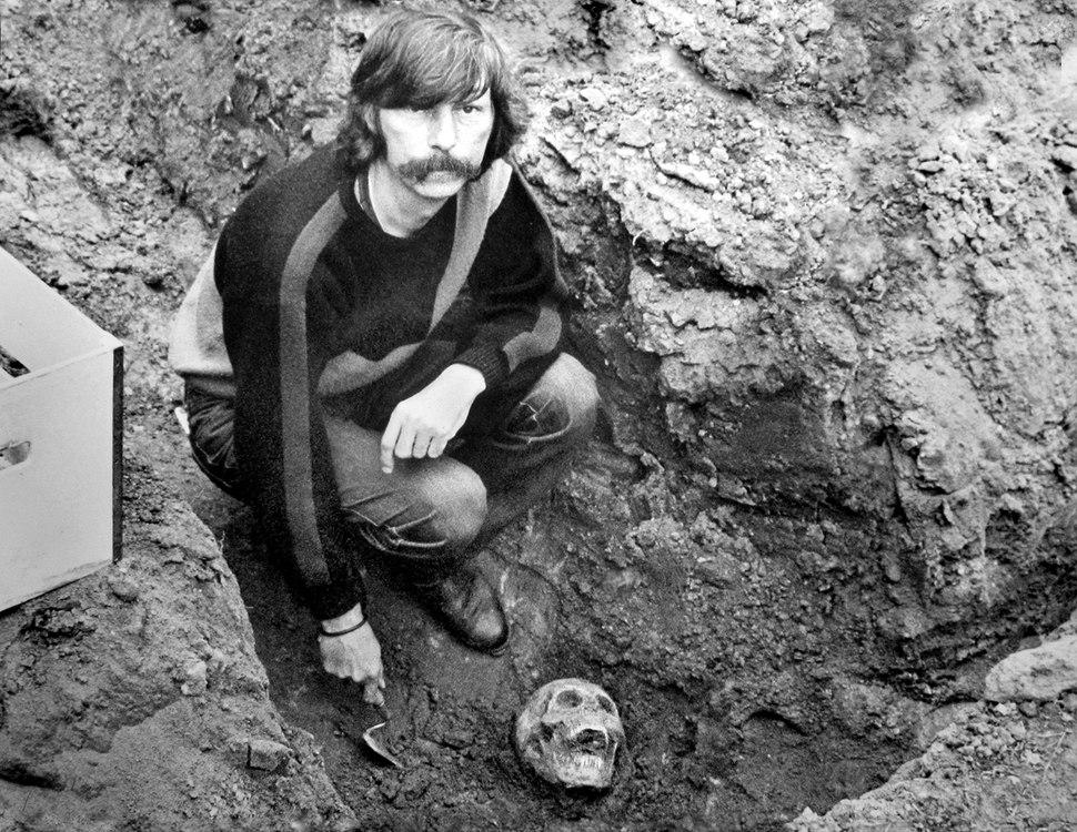 Arkeolog - Malmö-1986