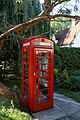Arkesden telephone box book exchange, Essex, England.jpg