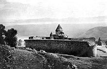 Armensk kloster av apostlene i moush.jpg