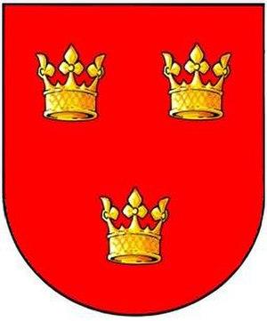Thomas Gooch - Image: Arms Bishop Of Ely