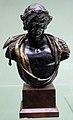 Arte romana con restauri moderni, busto 04 satiro.JPG