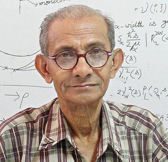 Arun Kumar Basak - Basak in 2012