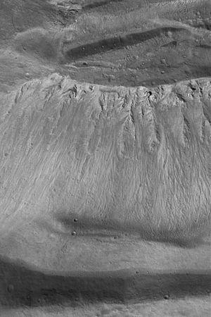 Tharsis Montes - Image: Ascraeus Caldera Wall PIA05977