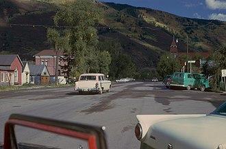 Aspen, Colorado - Aspen, 1962