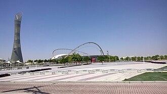 Al Rayyan - Aspire Zone in Al Waab.