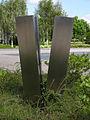 Assen - Open zuil van Dick van der Linden 02.jpg