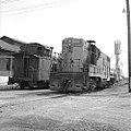 Atchison, Topeka, and Santa Fe, Diesel Electric Road Switcher Locomotive No. 2730 (15869895542).jpg