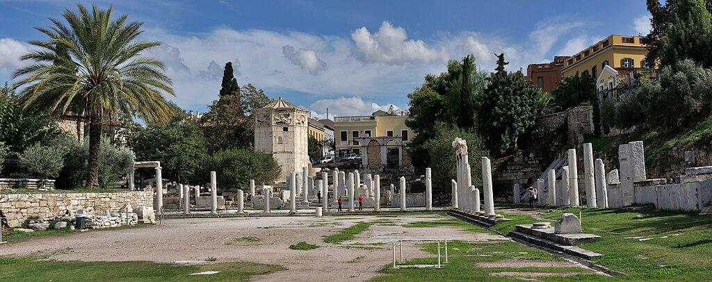 Athens Roman Agora