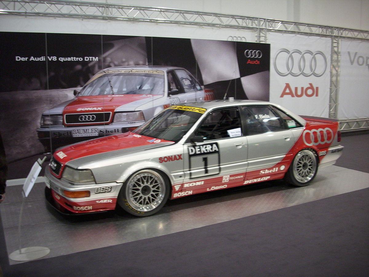 Audi V8 Quattro Dtm Wikipedia