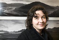 Audur Jonsdottir, nominerad till Nordiska radets litteraturpris 2006.jpg