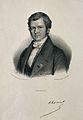 Auguste-François Chomel. Lithograph by Z. Belliard. Wellcome V0001120.jpg