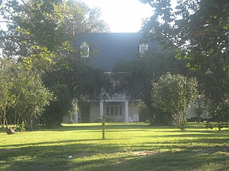 National Register of Historic Places listings in Pointe Coupee Parish, Louisiana - Image: Austerlitz 1