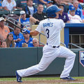 Austin Barnes, 2015 Triple-A All-Star Game.jpg