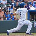 Austin Barnes, 2015 Triple-A All-Star Game.jpg