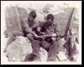 Austin C. Shofner on Peleliu, 1944.png
