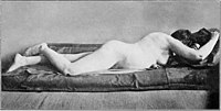 Autobiography of an Androgyne - The Author—A Modern Living Replica of the Ancient Greek Statue of Hermaphroditos.jpg