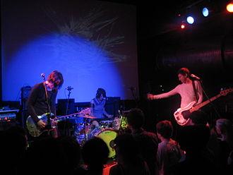 Autolux - Autolux live at the Cargo, London (2008)