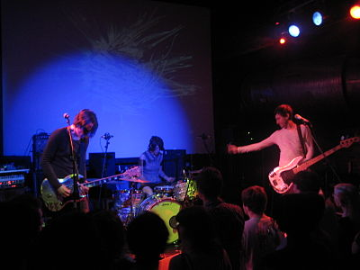Picture of a band or musician: Autolux