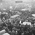 Autotentoonstelling in RAI te Amsterdam, propvol was de RAI, Bestanddeelnr 914-8038.jpg