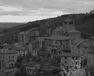 Auzon Commune in Auvergne-Rhône-Alpes, France