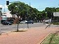 Avenida independência . Praça Rafael Piveta - Palotina - PR, Brasil . 164 - panoramio.jpg