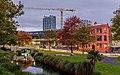 Avon River with Christchurch Convention Centre Precinct, Christchurch, New Zealand.jpg