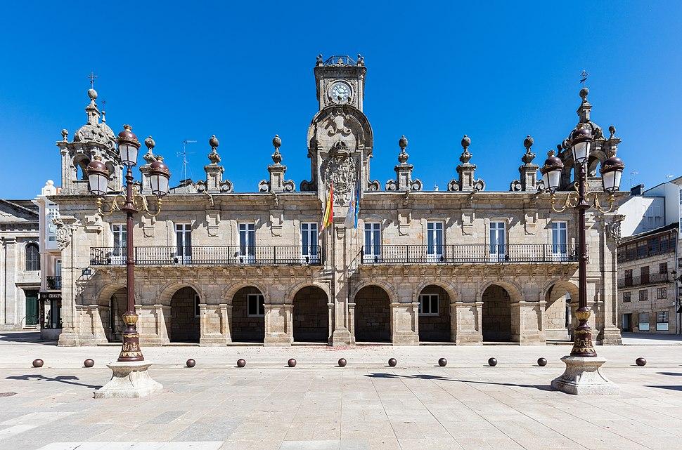 Ayuntamiento, Lugo, España, 2015-09-19, DD 01