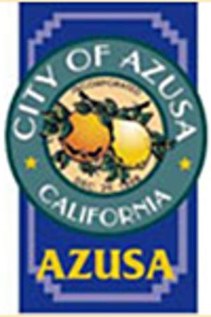 Azusa, California - Image: Azusa CA seal