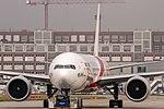 "B-2035 Air China Boeing 777-39L(ER) in ""Smiling China"" special colours livery @ Frankfurt Rhein-Main International (FRA EDDF) (41961144604).jpg"