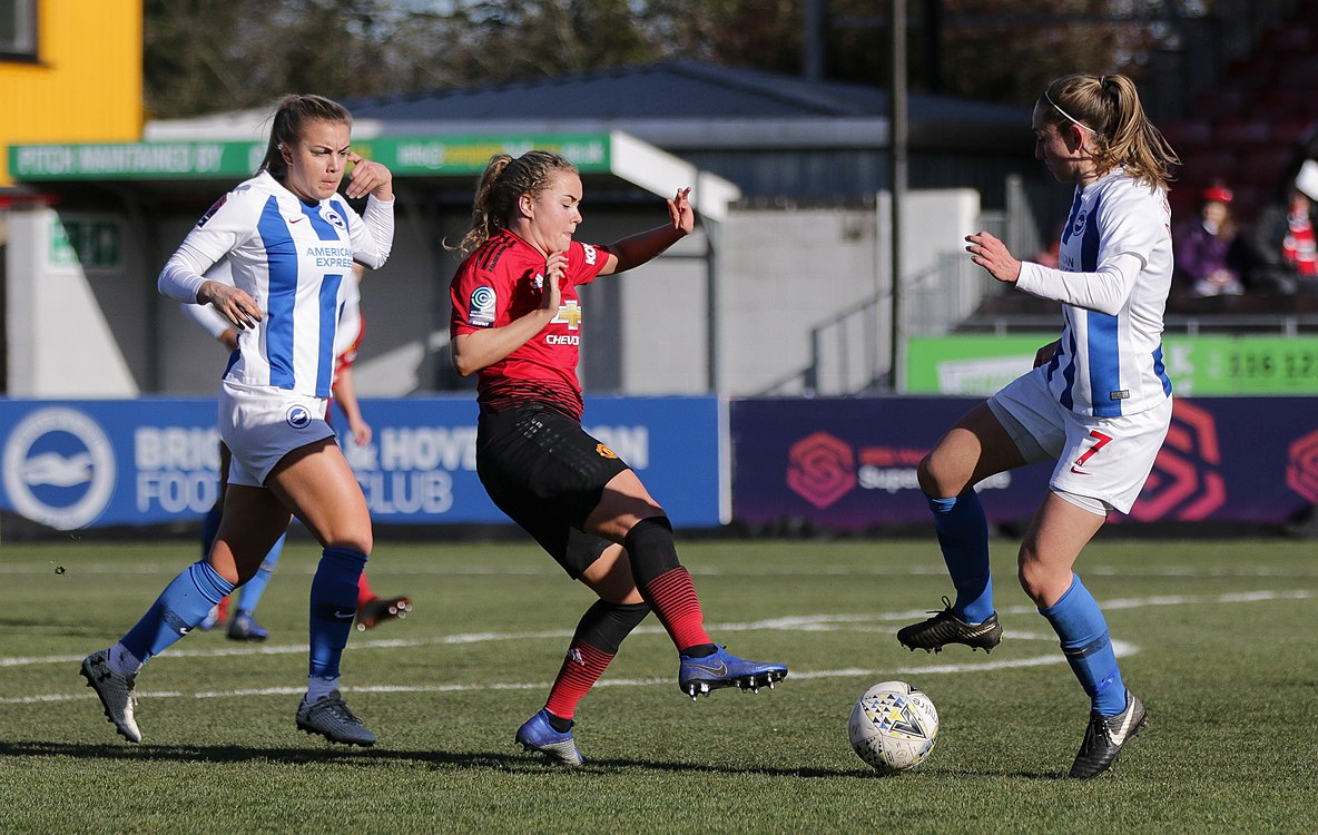 BHA Women 0 Man Utd Women 2 WFAC 4th rd 03 02 2019-579 (46072303925).jpg