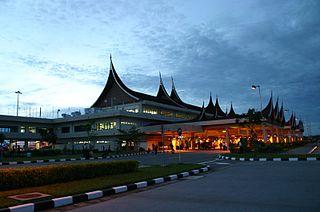 Minangkabau International Airport Airport in Padang, Indonesia